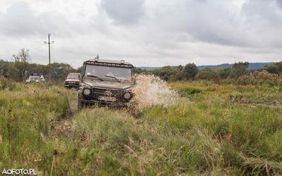 Wyprawa terenowa w Bieszczadach