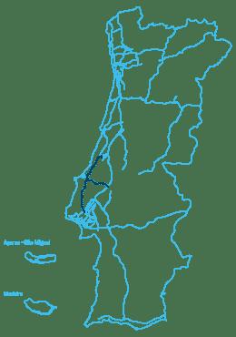 Mapa AEA