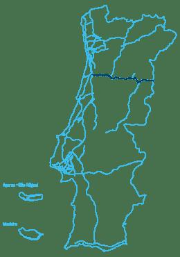 Mapa Ascendi BLA