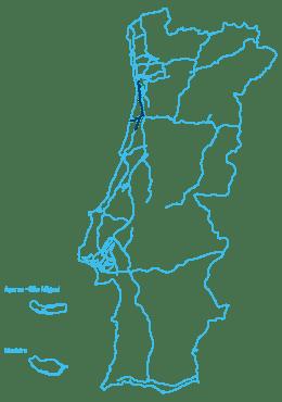 Mapa Ascendi CP