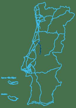Mapa Ascendi PI