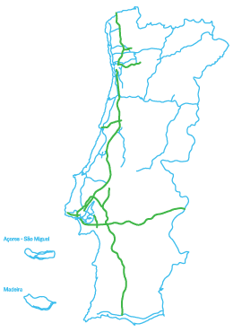 Mapa Brisa