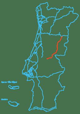 Mapa Scutvias