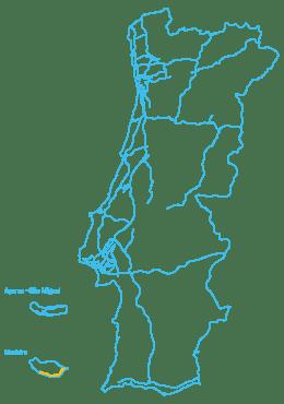 Mapa Vialitoral