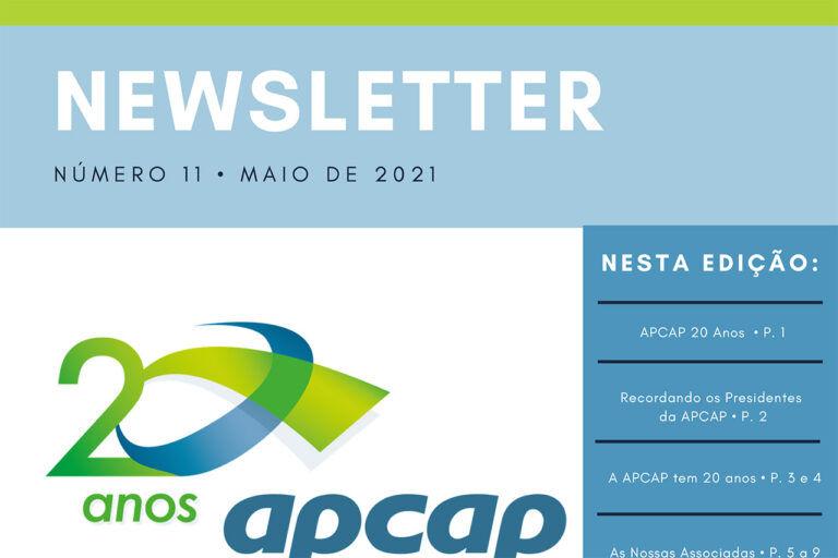 APCAP Newsletter N11 maio 2021 1