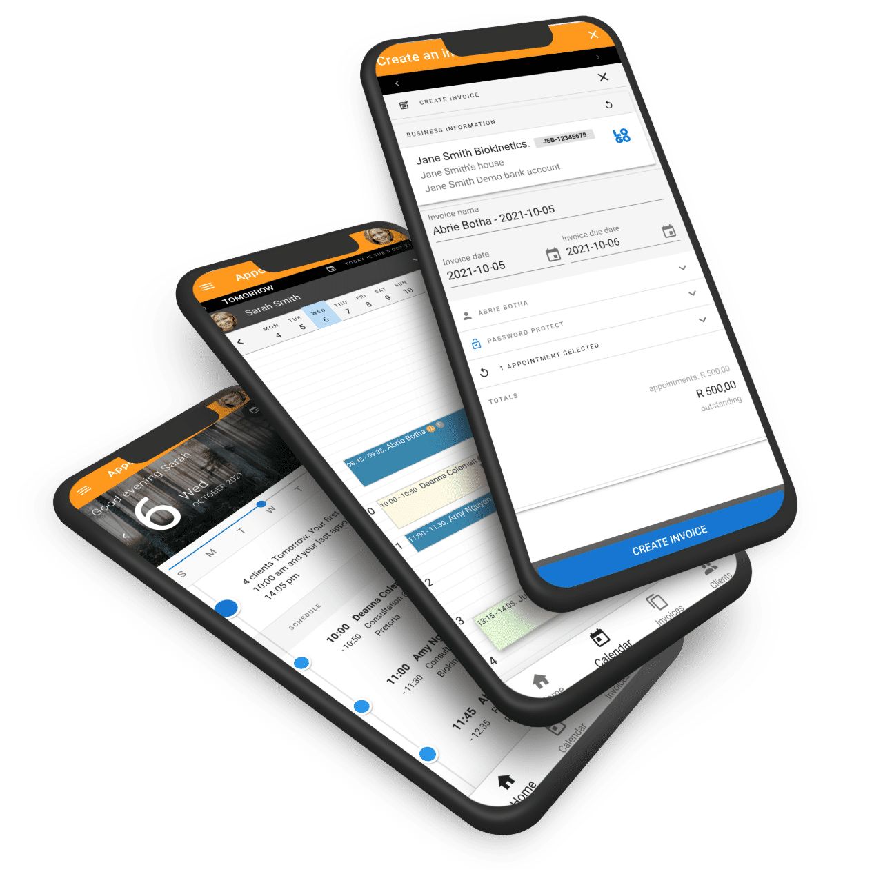 More than just an appointment manager app