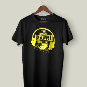 Black-Yellow pwari hori hai