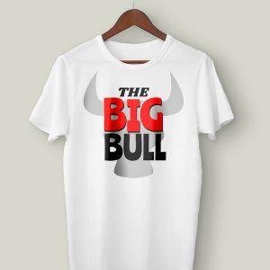 The Big Bull Half Sleeve T-Shirt