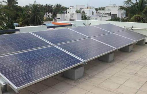 Best rooftop solar power plants