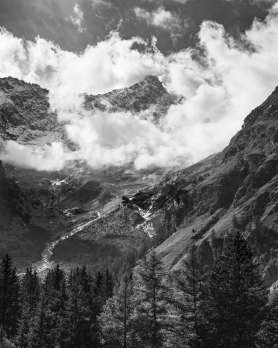 Tour Noir, Val Ferret, Switzerland