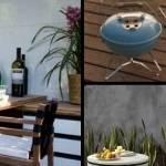 Ideas para Decorar Espacios Exteriores Con Muebles de Terraza