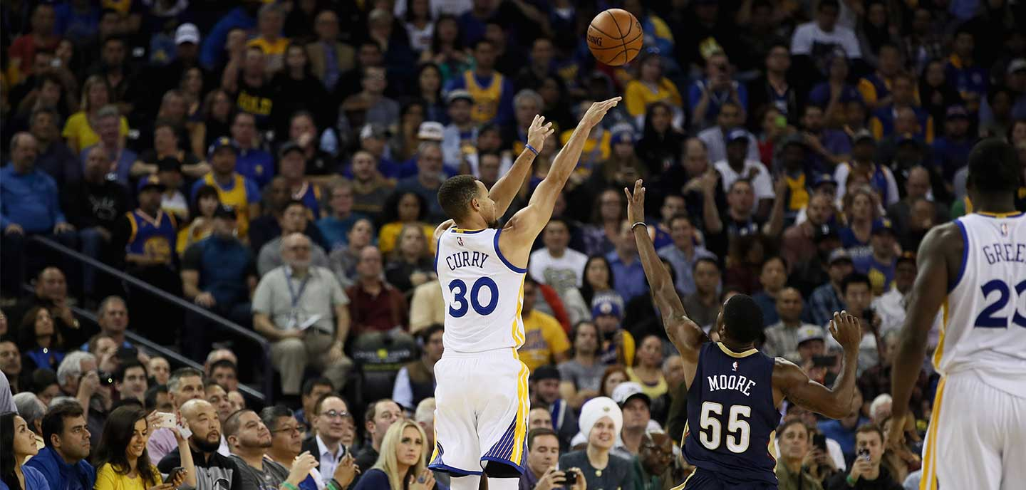What Impresses God About Steph Curry?