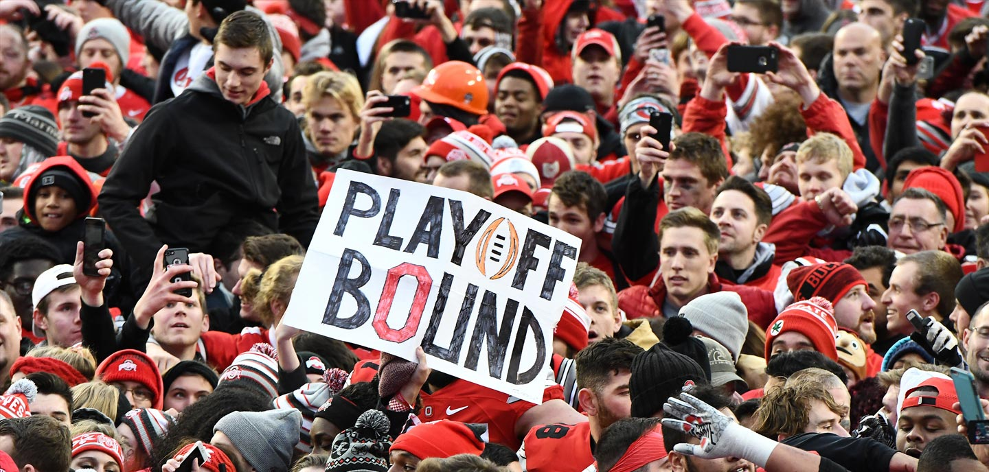 Why the CFP Selection Process Will Always Be Flawed
