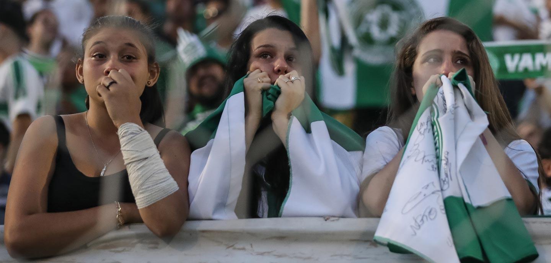Where Was God in the Brazilian Soccer Team Crash?