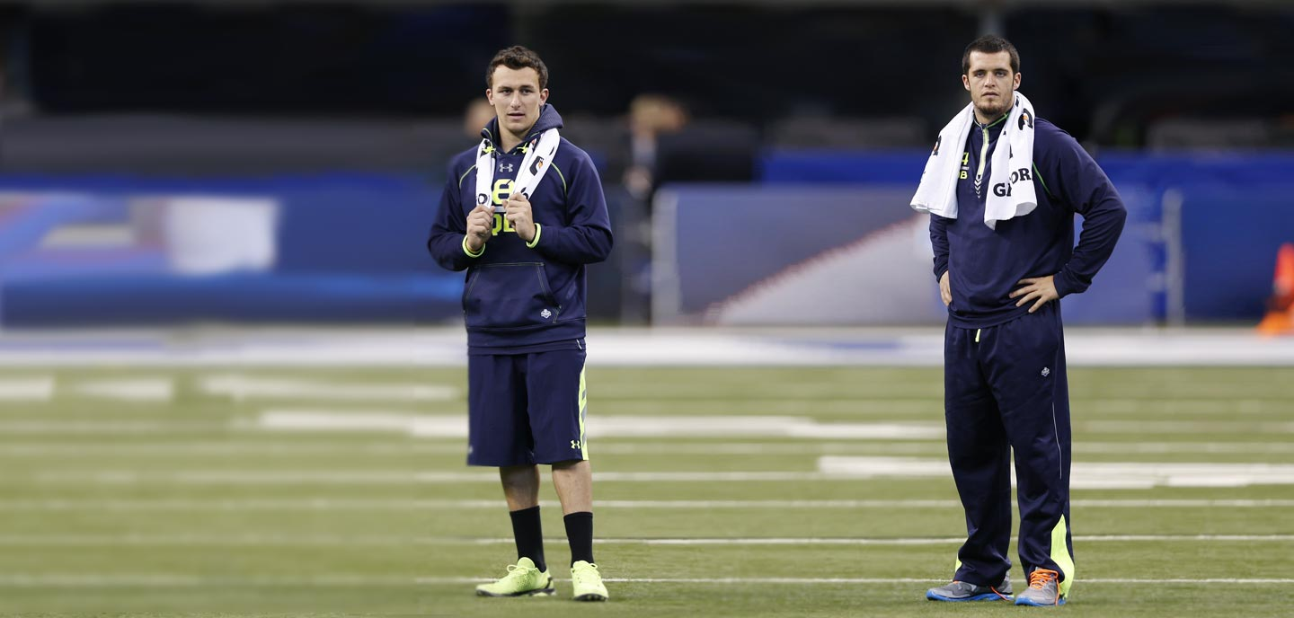 What We Learn from Derek Carr's Offer to Johnny Manziel