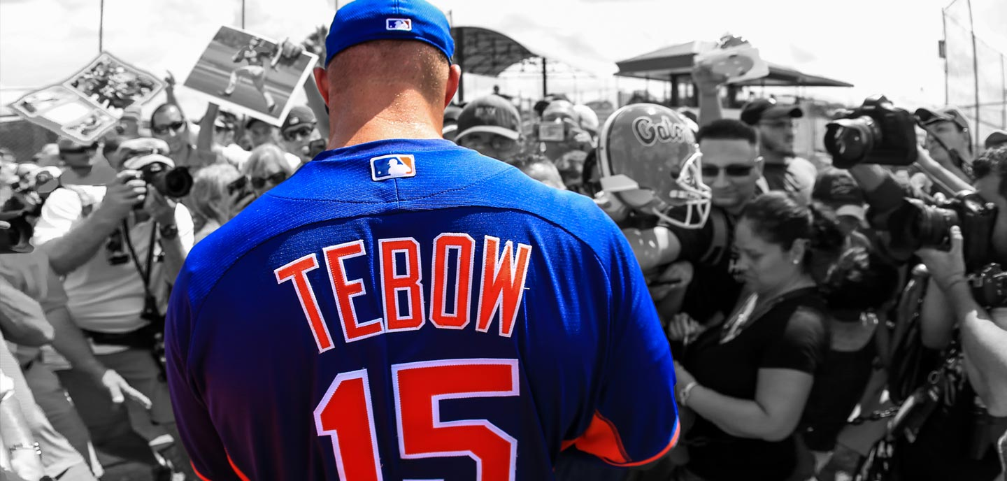 What Drives Our Fascination with Tim Tebow