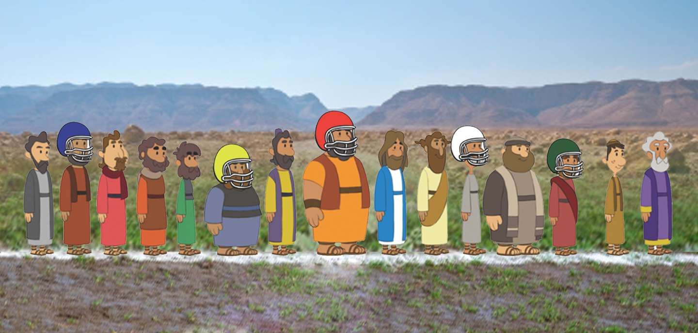 What If NFL Teams Had to Pick Bible Characters?