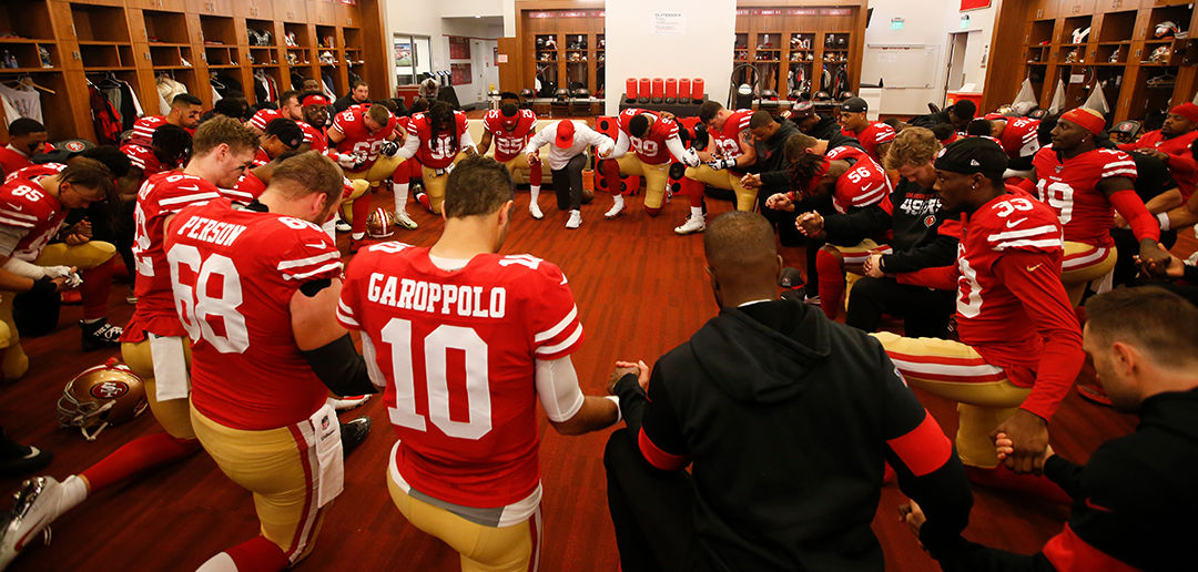 Playing With Purpose: Behind The Scenes With An NFL Chaplain