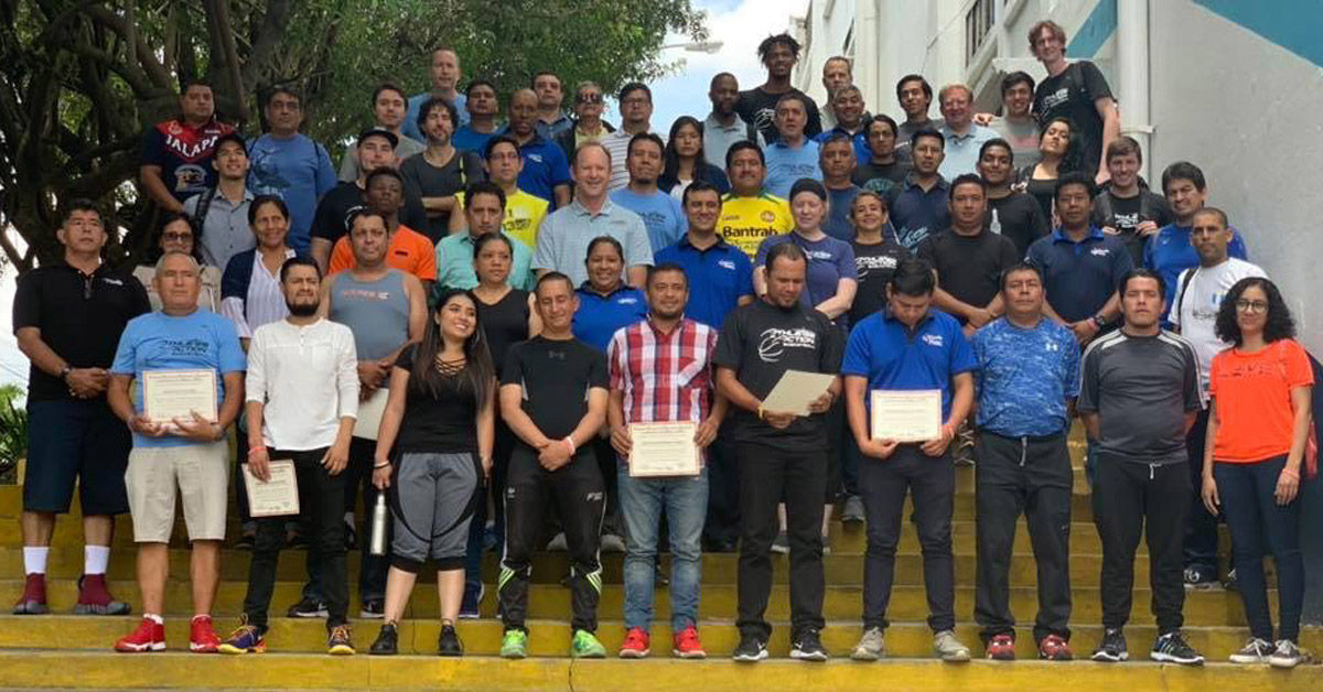 First International Launch in Guatemala