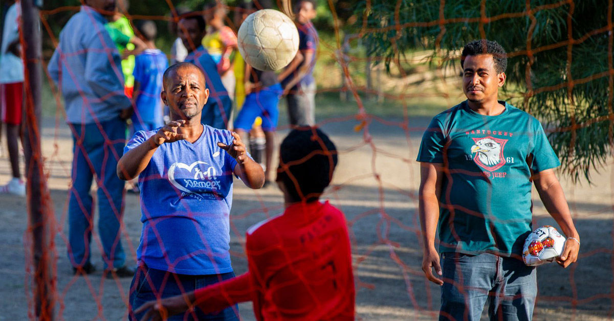 Volunteer Chaplains - Changing Communities Worldwide