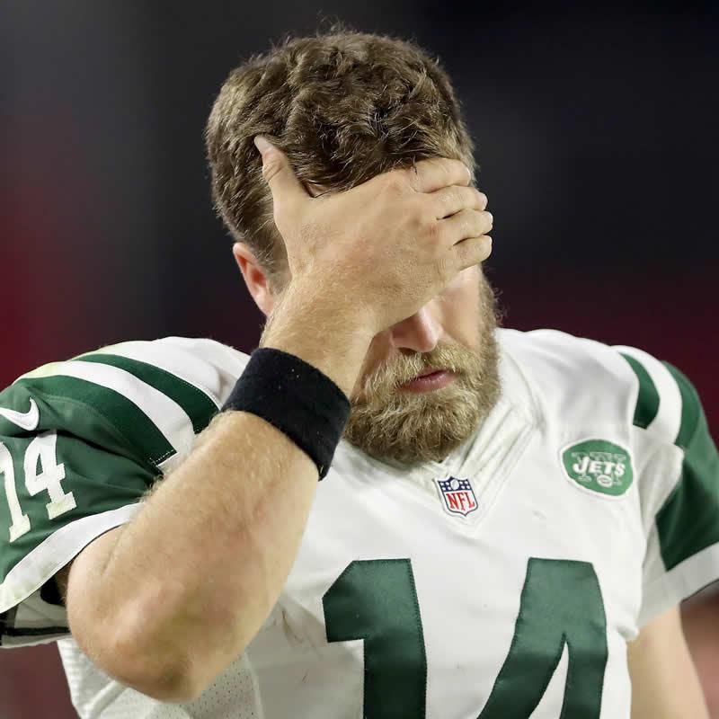 On Quarterbacks and Self Pity