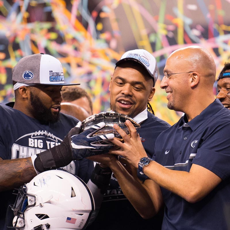 On Becoming the New Penn State