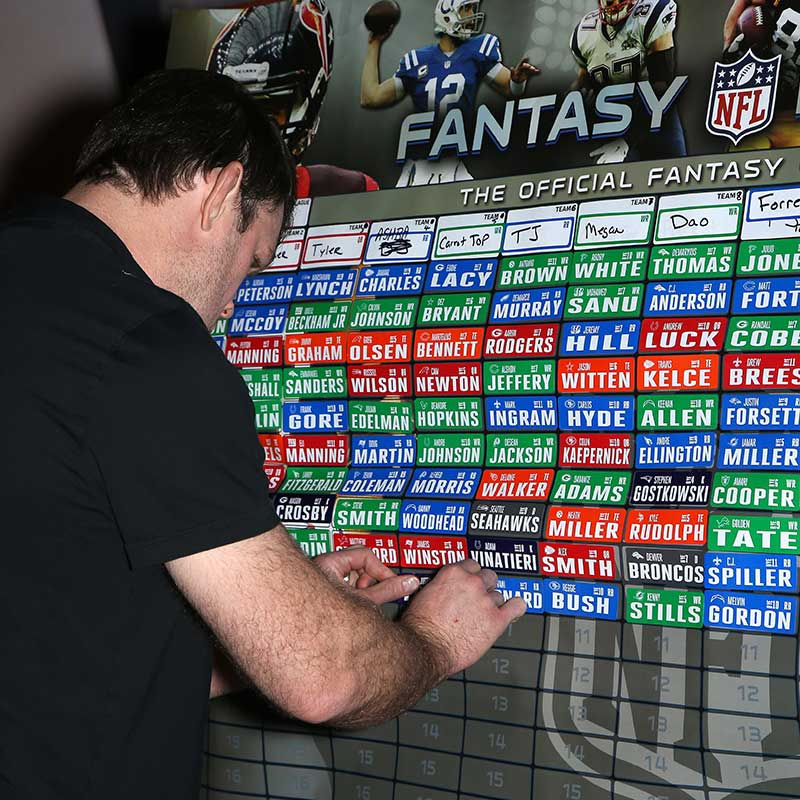 On Failing in the Fantasy Football Playoffs