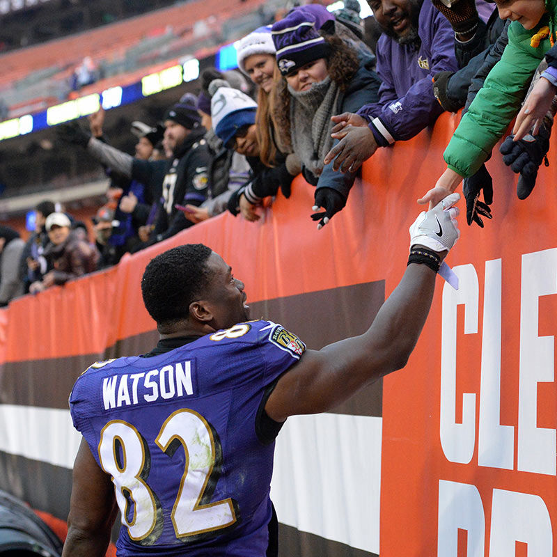 The Best Thing I Learned From: Benjamin Watson