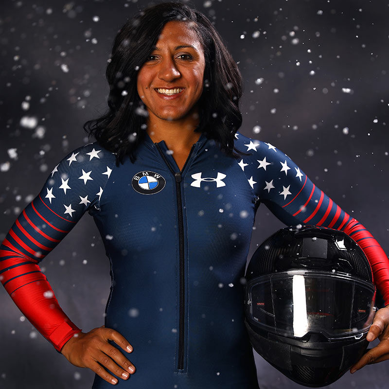 Fueled by Faith: Elana Meyers Taylor