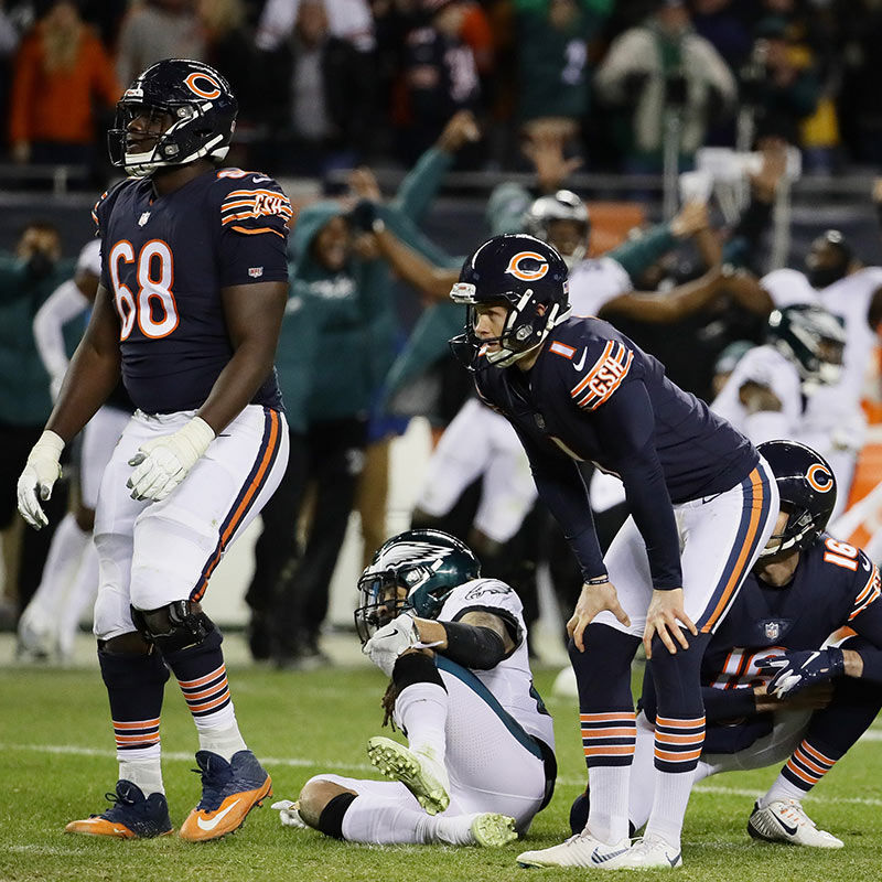 Cody Parkey and Our Call to Compassion