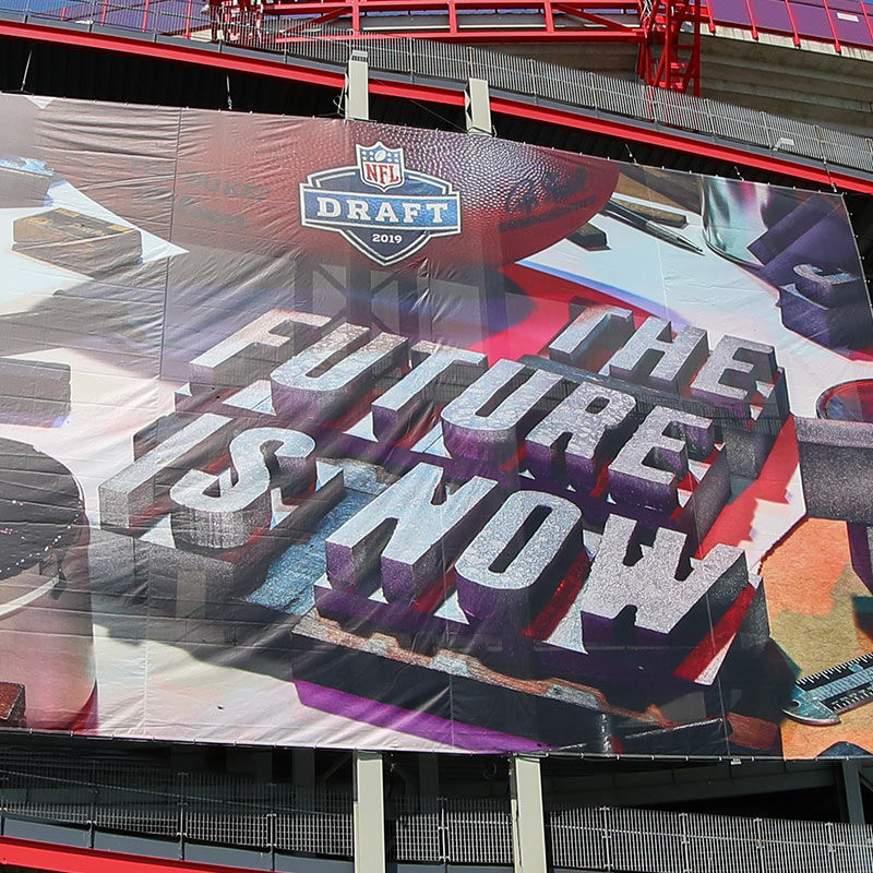 See the NFL Draft Through New Eyes