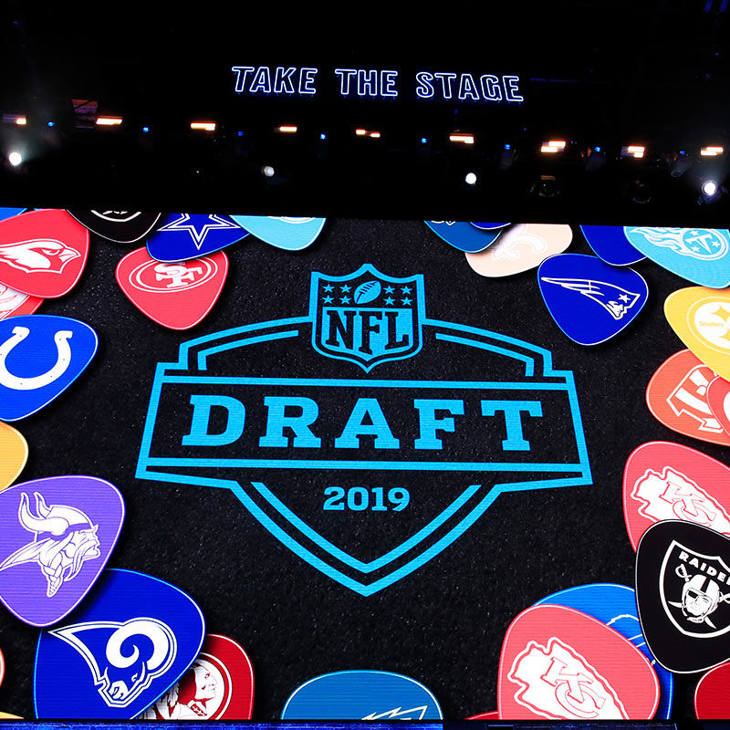 Shedding Tears at the NFL Draft