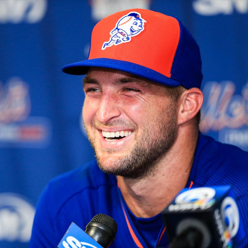 Tim Tebow Reminds Us It's Just a Game