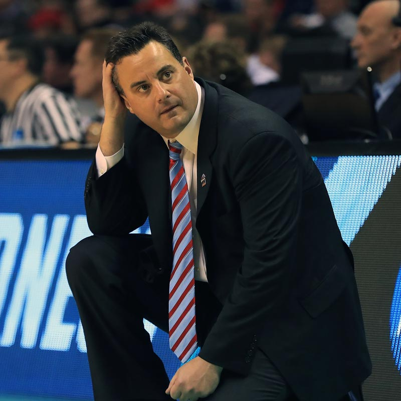 Sean Miller Shows How to Win After a Loss