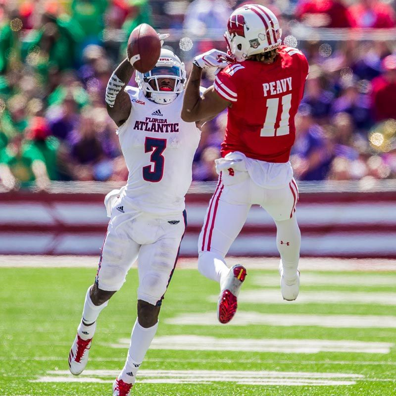 Why FAU and Wisconsin Met Twice on Saturday