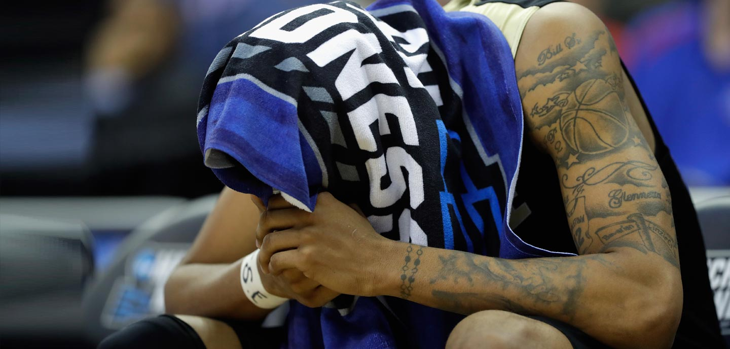 What March Madness and Reality TV Teach Us About Losing