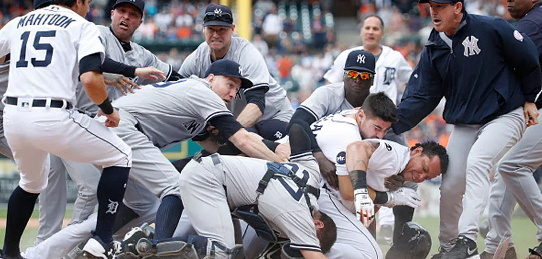 What the Yankees/Tigers Brawl Reminds Us About Ourselves