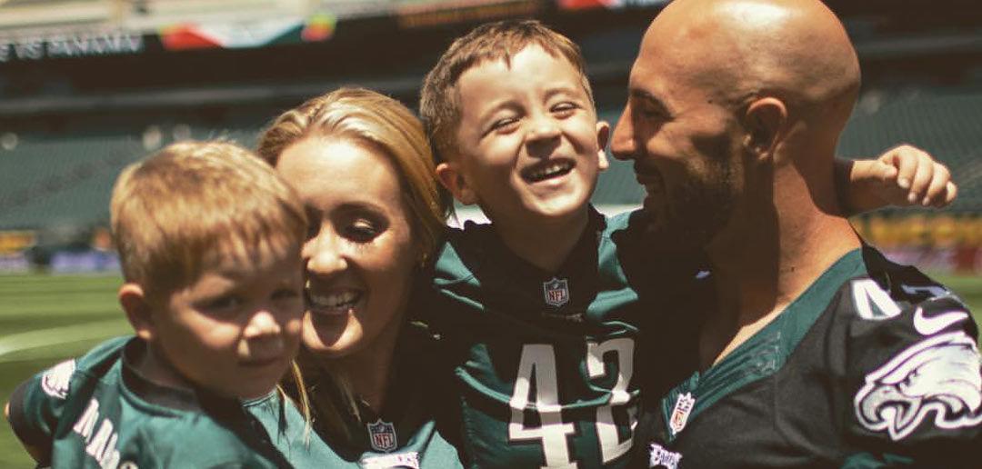 How One NFL Wife Stewards the Platform