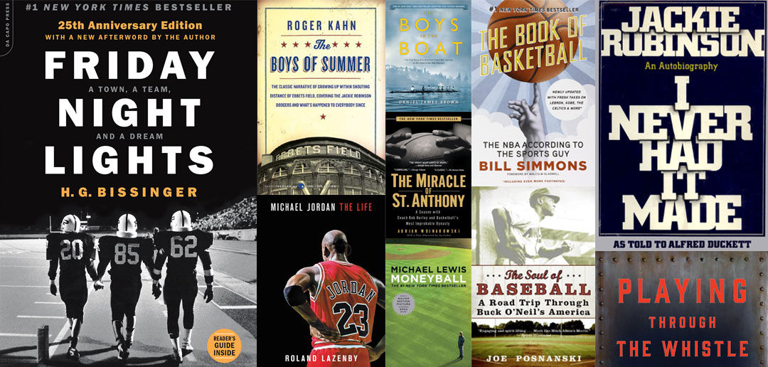 Why Christians Should Read Sports Books