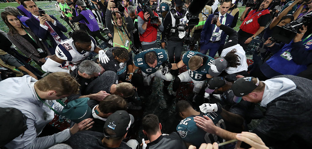 Could God Have Been More Glorified Through an Eagles Loss?