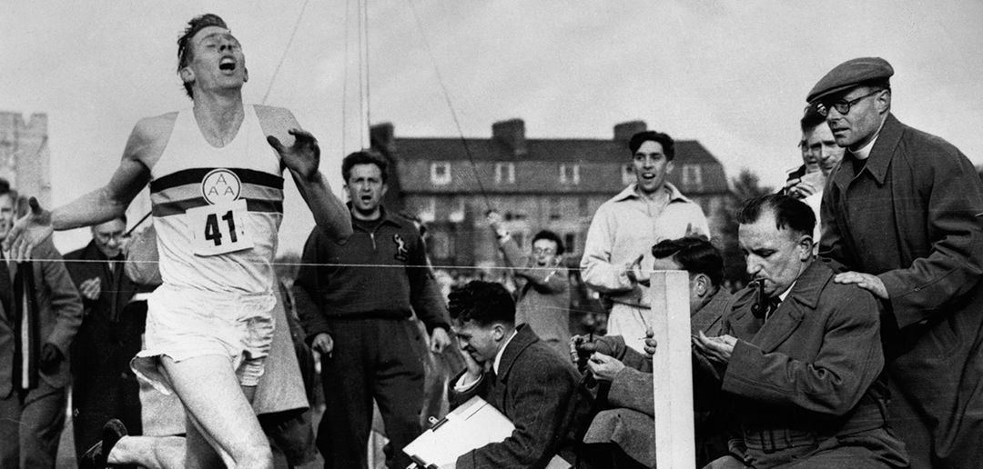 What Roger Bannister Taught Us About Self-Imposed Limits