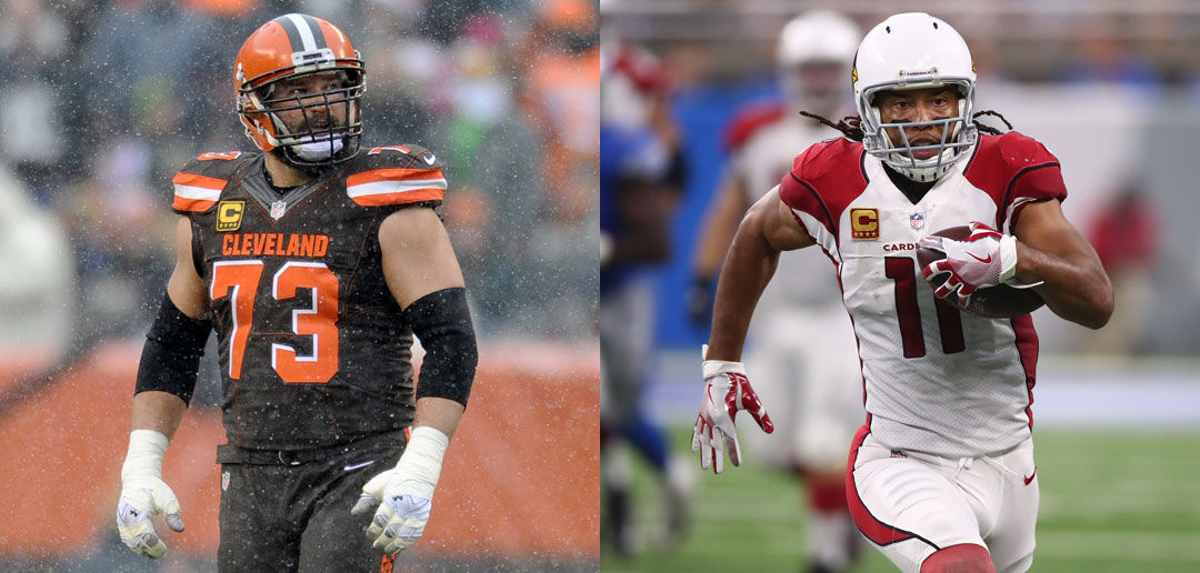 The Anonymous Excellence of Joe Thomas and Larry Fitzgerald