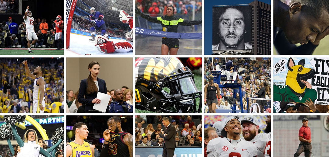 Our Top 15 Sport Stories of 2018