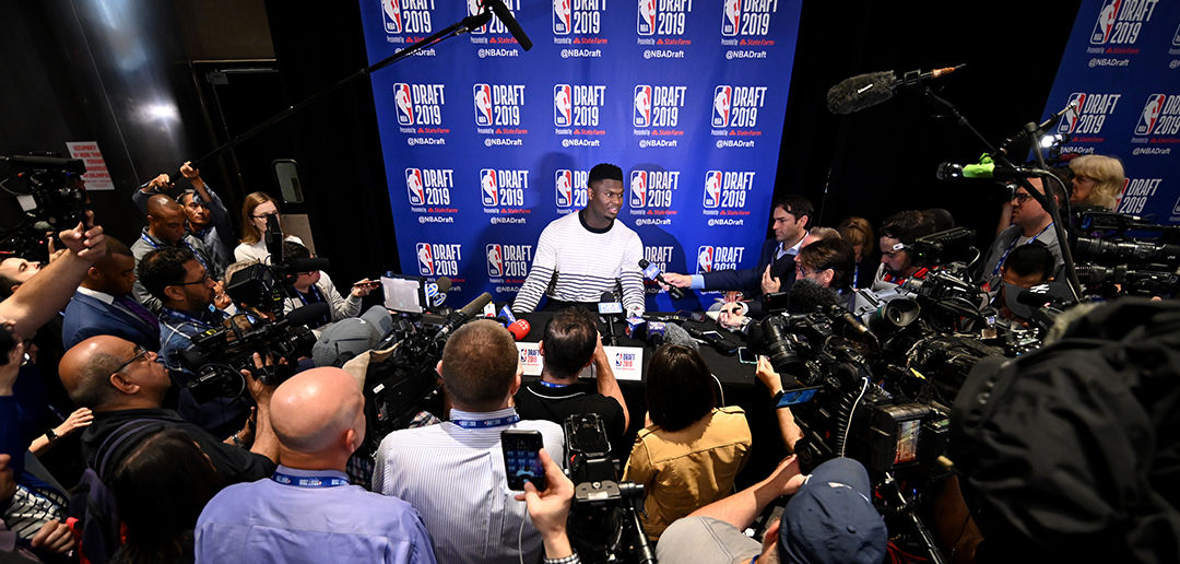 The NBA Draft and the Tenacity of Hope