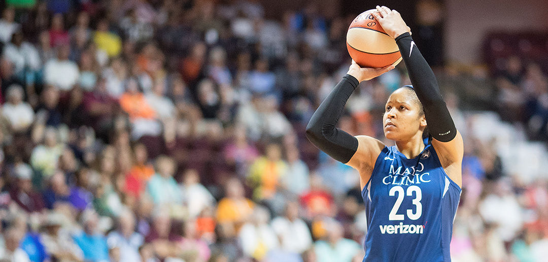 Maya Moore Is Changing The Game