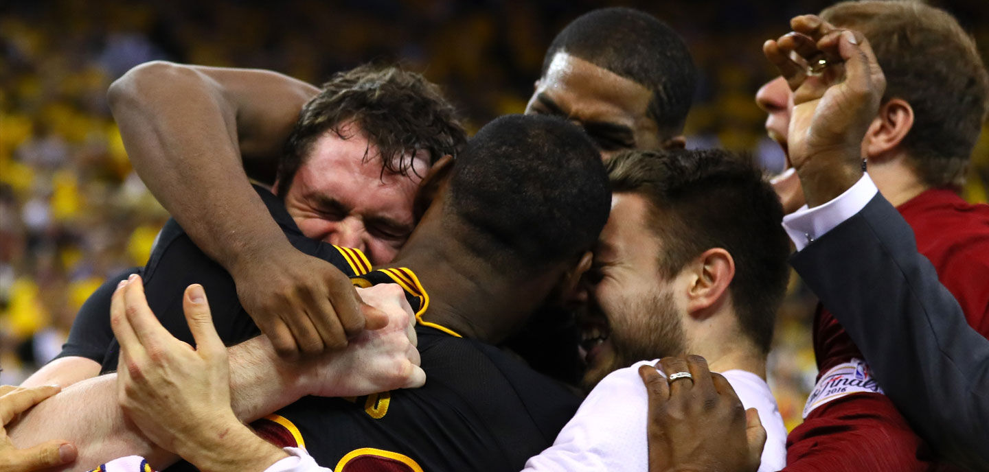 Lessons from Cleveland's Religious Devotion to Its Teams