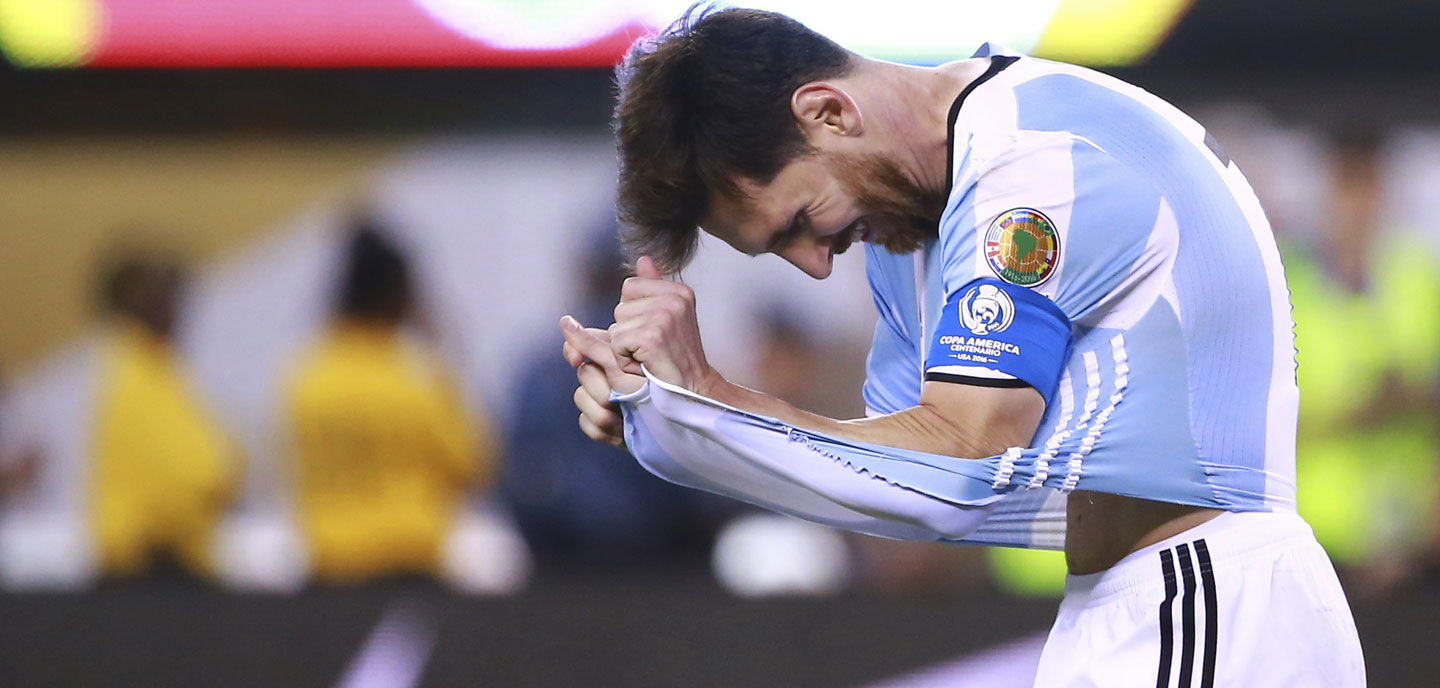 Messi's Mess and the Value of Being Human