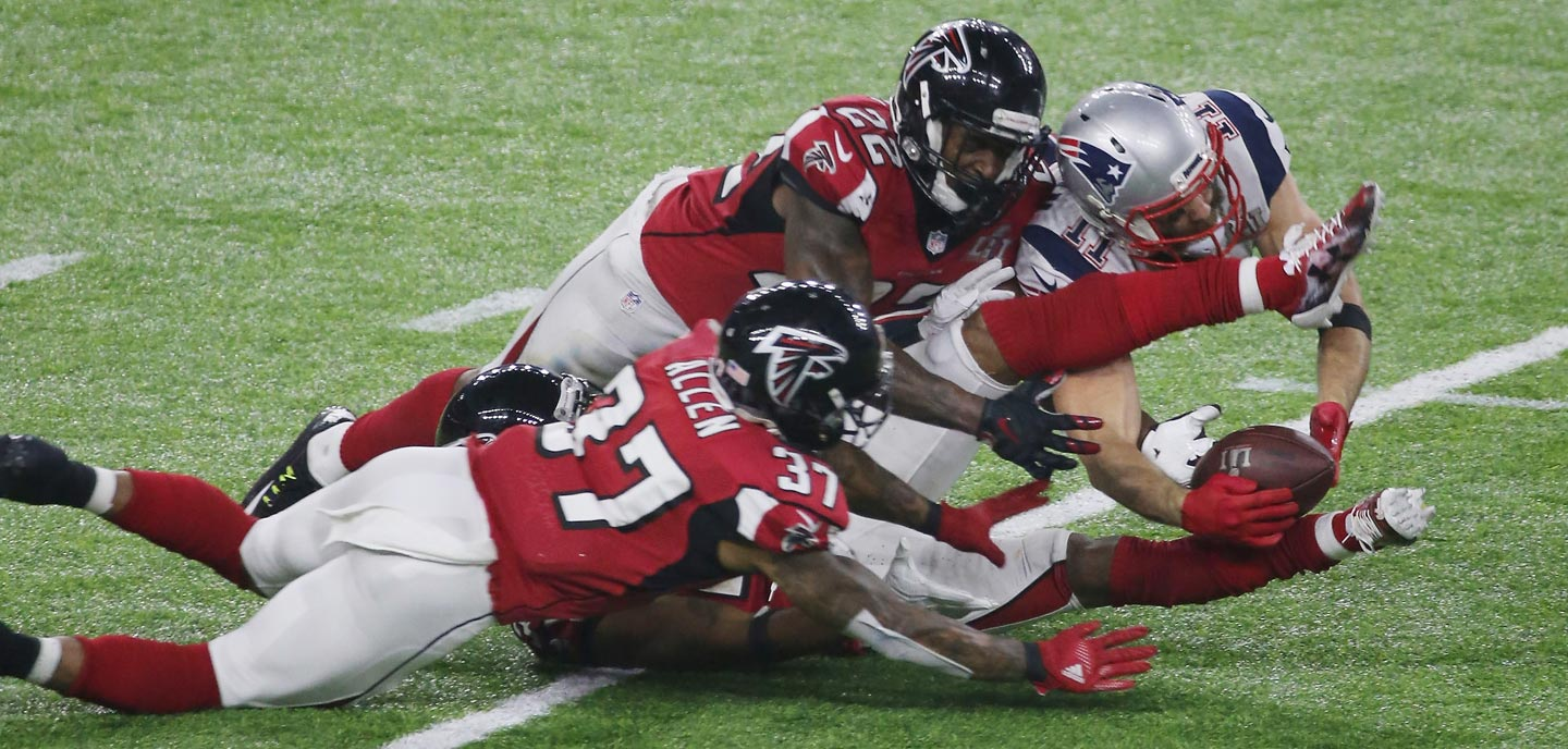 What Church Kids Can Learn From The Falcons Loss