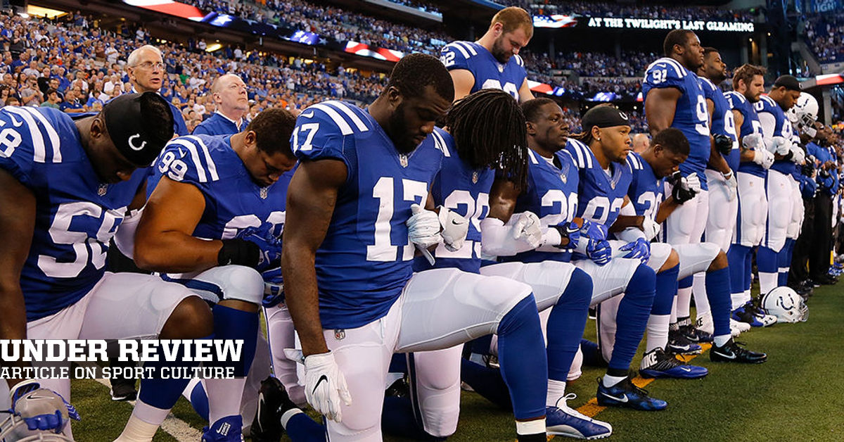 What You Might Be Missing in the Kneeling Debate | Athletes in Action