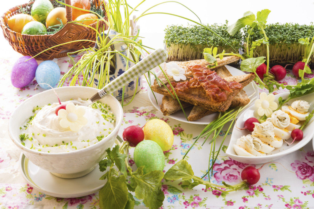 Kid Friendly Easter Meal Ideas